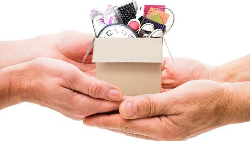 doação de bens